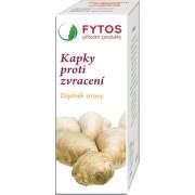 FYTOS Kapky proti zvracení 20 ml