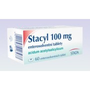 STACYL 100MG enterosolventní tableta 60