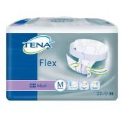 TENA Flex Maxi Medium - Inkontinenční kalhotky s páskem na suchý zip (22ks)