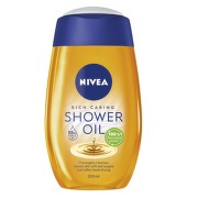 NIVEA Sprchový olej NATURAL OIL 200ml č.80828