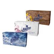 Papírové kapesníky LINTEO 2-vrstvé bílé 150 ks
