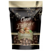 POEX Choco Exclusive Mandle v mléčné čokoládě 700g