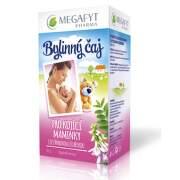 Megafyt Bylinný čaj pro koj.maminky jestř.20x1.5g