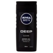 Nivea Sprchový gel Men Deep 250 ml č.84086
