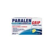 PARALEN GRIP CHŘIPKA A KAŠEL 500MG/15MG/5MG potahované tablety 24