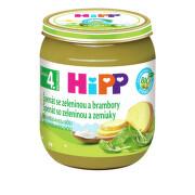 HiPP BIO Špenát se zeleninou a brambory 125g