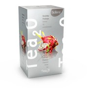 Čaj Tea2O Brusinka-Pithaya n.s. 20x2.5g