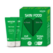 WELEDA Skin Food pro spřízněnou duši 75ml+75ml