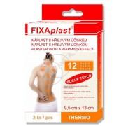 Náplast FIXAplast THERMO 9.5x13cm 2ks