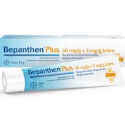 BEPANTHEN PLUS 50MG/G+5MG/G krém 30G