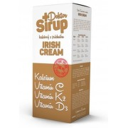 Doktor Sirup kalciový Irish Cream 200ml