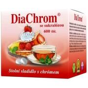 DiaChrom se sukralózou tbl.600 nízkokalor.sladidlo - II.jakost