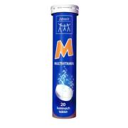 Zdrovit Multivitamin 20 šumivých tbl.-pomerančové