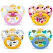 NUK Dudlík Happy Kids LA V2(6-18m) 1ks BOX 734017