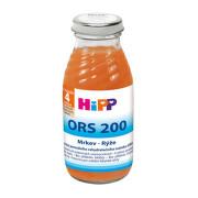 HiPP ORS 200 Mrkvovo-rýžový odvar 200ml C-99