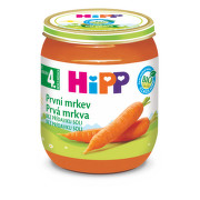 HiPP ZELENINA BIO První mrkev 125g