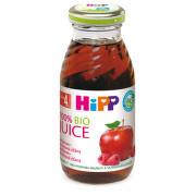 HiPP ŠŤÁVA BIO Jablečno-malinová 200 ml C-80