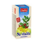 Apotheke Na vitalitu s kotvičníkem 20x2g