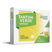 TANTUM VERDE LEMON 3MG pastilka 40