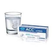 ACC LONG 600MG šumivá tableta 20