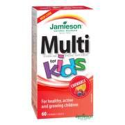 JAMIESON Kids Multivitamin cucací tbl.60