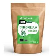 Allnature Chlorella prášek BIO 100 g