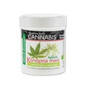 Cannabis Konopná bylinná mast 125ml