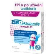 GS Laktobacily Antibio40 cps.10 2017