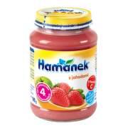 Hamánek kojenecká výživa s jahodami 190g C-159