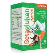 Betaglukan JUNIOR 100mg tob.30