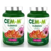 CEM-M gummies Imunita tbl.60+60 Dárk. balení 2018