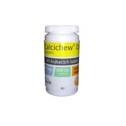 CALCICHEW D3 500MG/200IU žvýkací tableta 60