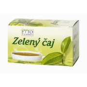 Zelený čaj 20x1.5g Fytopharma
