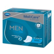 VLOŽKY ABSORPČNÍ MOLIMED FOR MEN PROTECT 620ML,14KS