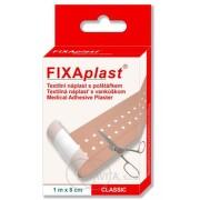 Náplast Fixaplast Classic 1mx8cm text.s polšt.