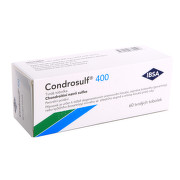 CONDROSULF 400 perorální tvrdé tobolky 60X400MG