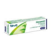 HERPESIN 50MG/G krém 5G