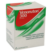 VENORUTON 300 perorální tvrdé tobolky 50X300MG