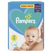 PAMPERS New Baby Mini 3-6kg 76ks