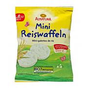 Alnatura Mini rýžové oplatky 40g