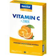 Revital Vitamin C+zinek tbl.30