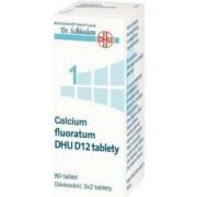 CALCIUM FLUORATUM DHU D5-D30 neobalené tablety 80