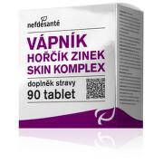 nefdesanté Vápník Hořčík Zinek Skinkomplex tbl.90