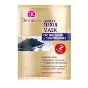 Dermacol Gold Elixír omlaz.kaviár.maska 2x8g
