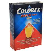 COLDREX MAXGRIP CITRON 1000MG/10MG/40MG perorální PLV SOL SCC 5