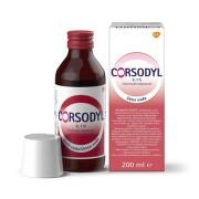 Corsodyl ústní voda 0.1% 200ml