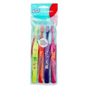 TePe zub.kart. Select CompactZOO x-soft 3+1 339470