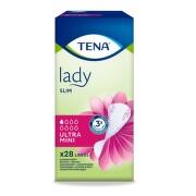 TENA Lady Ultra Mini - Inkontinenční vložky (28 ks)