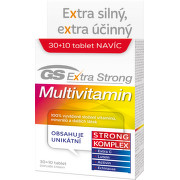 GS Extra Strong Multivitamin tbl.30+10 2016