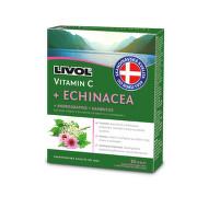 Livol Echinacea + C tbl.30